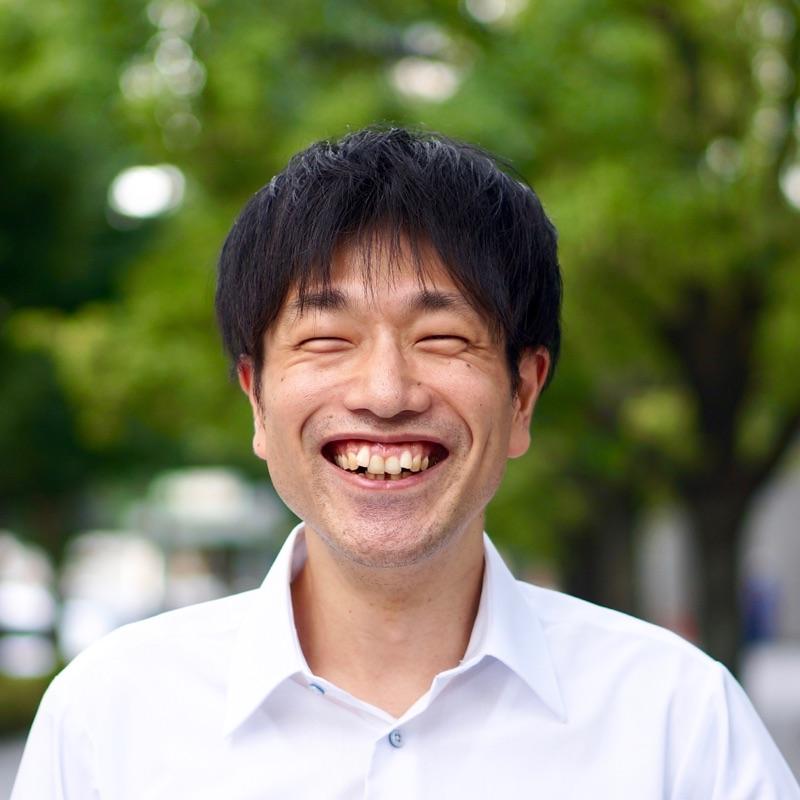 田中大地プロフィール写真
