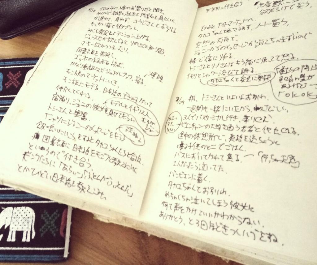 ラオス旅日記