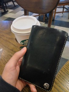MOTO財布
